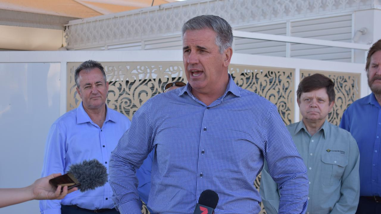 Opposition natural resources spokesman and Burdekin MP Dale Last. Picture: Melanie Whiting
