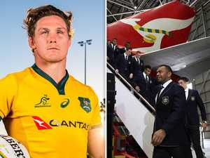 Qantas pulls $20m in sponsorship, dumps Wallabies