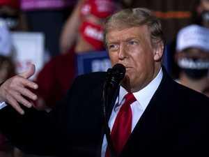 Trump's shocking claim as 200,000 die