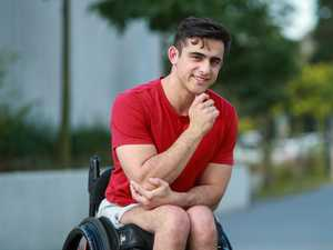 Suicide left me a paraplegic: Teen's harrowing ordeal