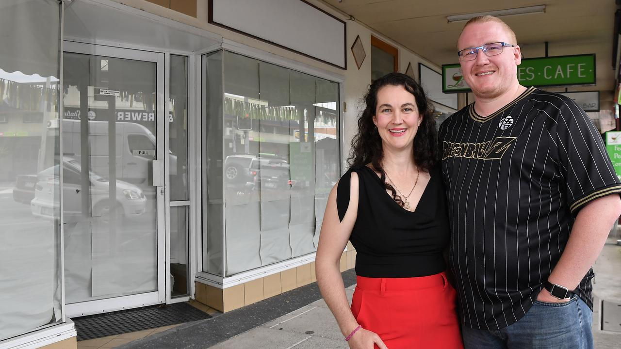 The iconic Chadwick Chambers building has sold for $1 million to a local family, Tamara Brown and David Harris, who plan to restore its heritage traits and incorporate two new businesses. Picture: Patrick Woods
