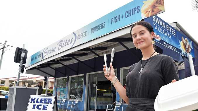 Swan song for fish, chip shop as developers move in