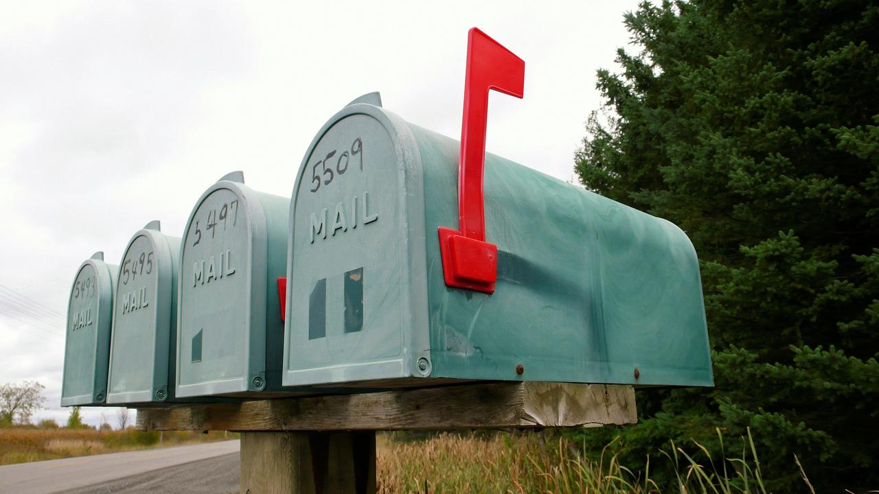 """YOU'VE GOT MAIL: The Warwick dad lashed out after he and his fiancee received a """"poisoned pen"""" letter. Picture: Instabay"""