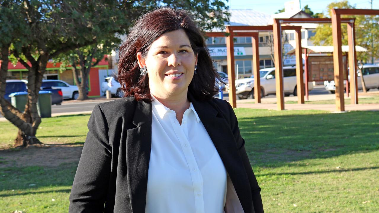 Balonne Shire Mayor Samantha O'Toole.