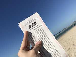 How an accident led to one Tweed couple winning lotto