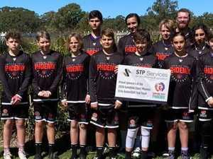 REPLAY: Phoenix U14 boys v Burdekin Wildcats