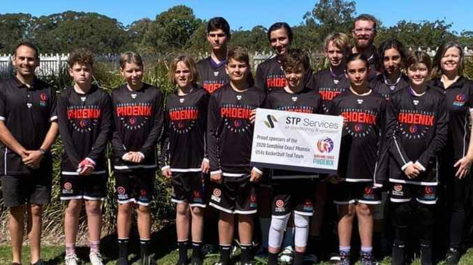 LIVESTREAM: Phoenix U14 boys v Burdekin Wildcats
