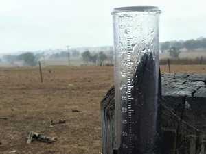 Rain relieves southwest communities