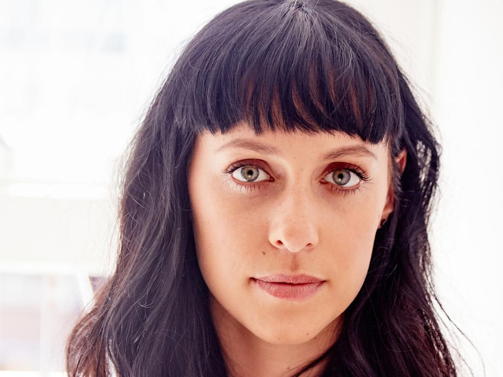 Actress Jessica Falkholt, who was killed along with three members of her family after a man returning from a methadone clinic ploughed in her car.