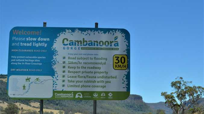 NEW PROPOSAL: Cambanoora Gorge overhaul