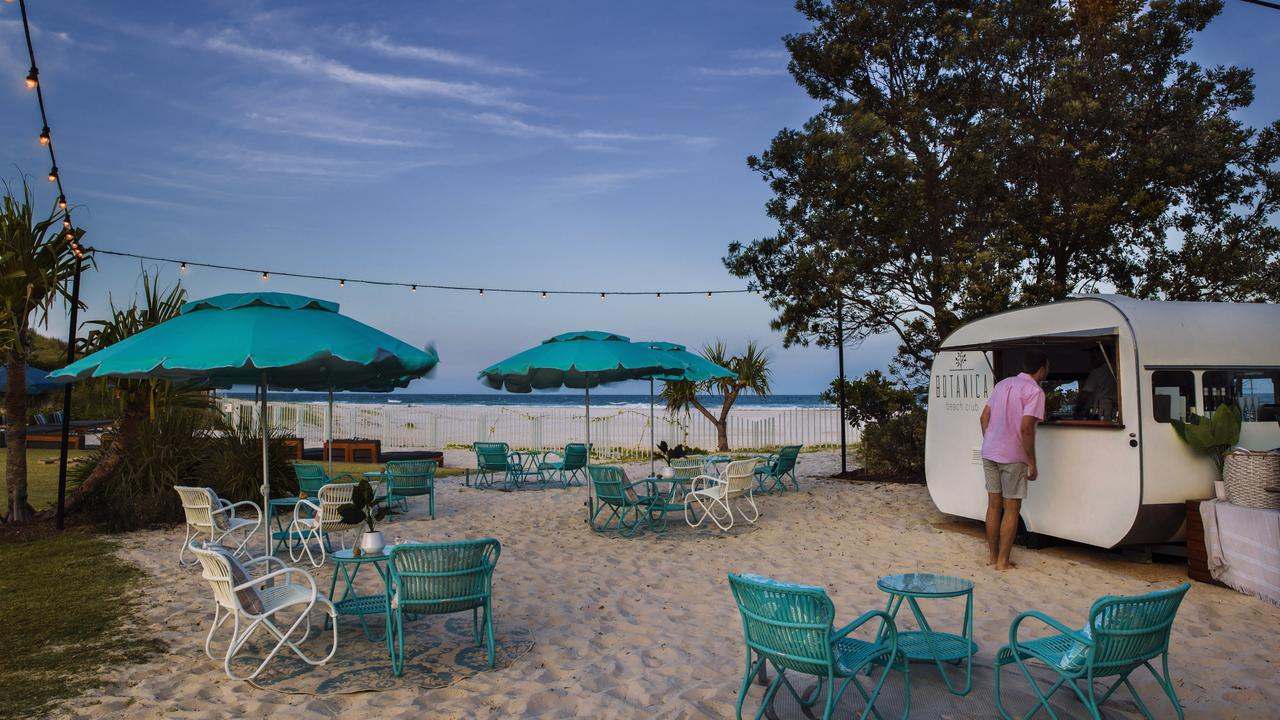 Beach Club at Elements of Byron resort, Byron Bay