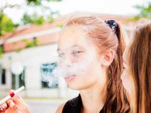 Schools warn parents as kids get sick from vaping