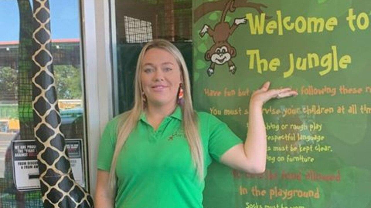 Tamara Monaghan of the Mini Monkeys Play Zone.