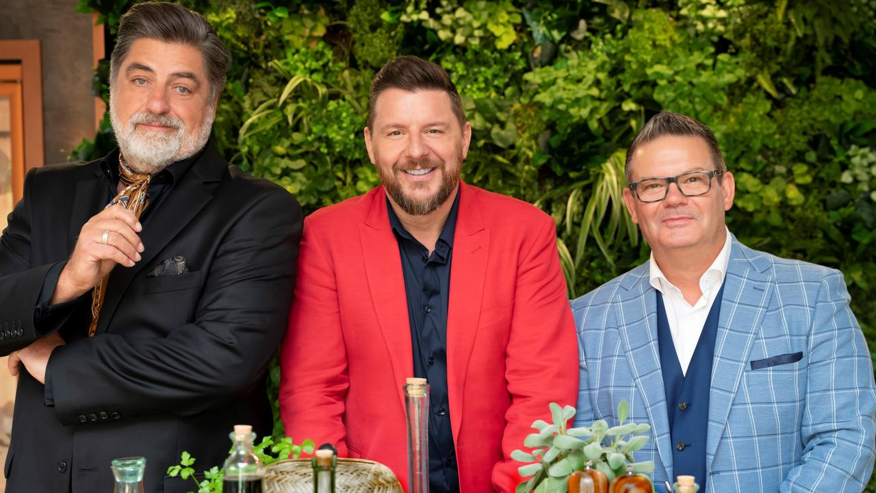Channel 7's Plate of Origin suffered a slow death on TV last night with a three-hour finale, bringing to an end a disappointing season.