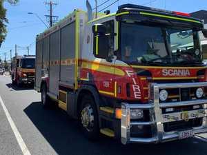 Firefighters en route to blaze near Kingaroy
