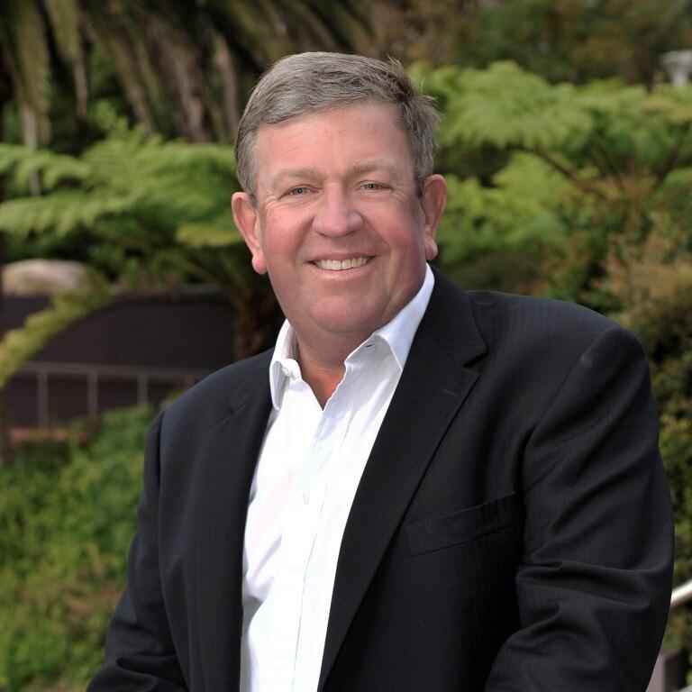 Mike Stewart.