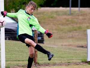 Gaffney dominates for Whitsunday women but youth do it tough