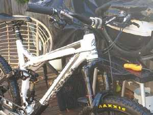 Police ask public to help search for stolen bike