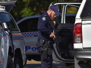 Police, dog squad unable to find armed man