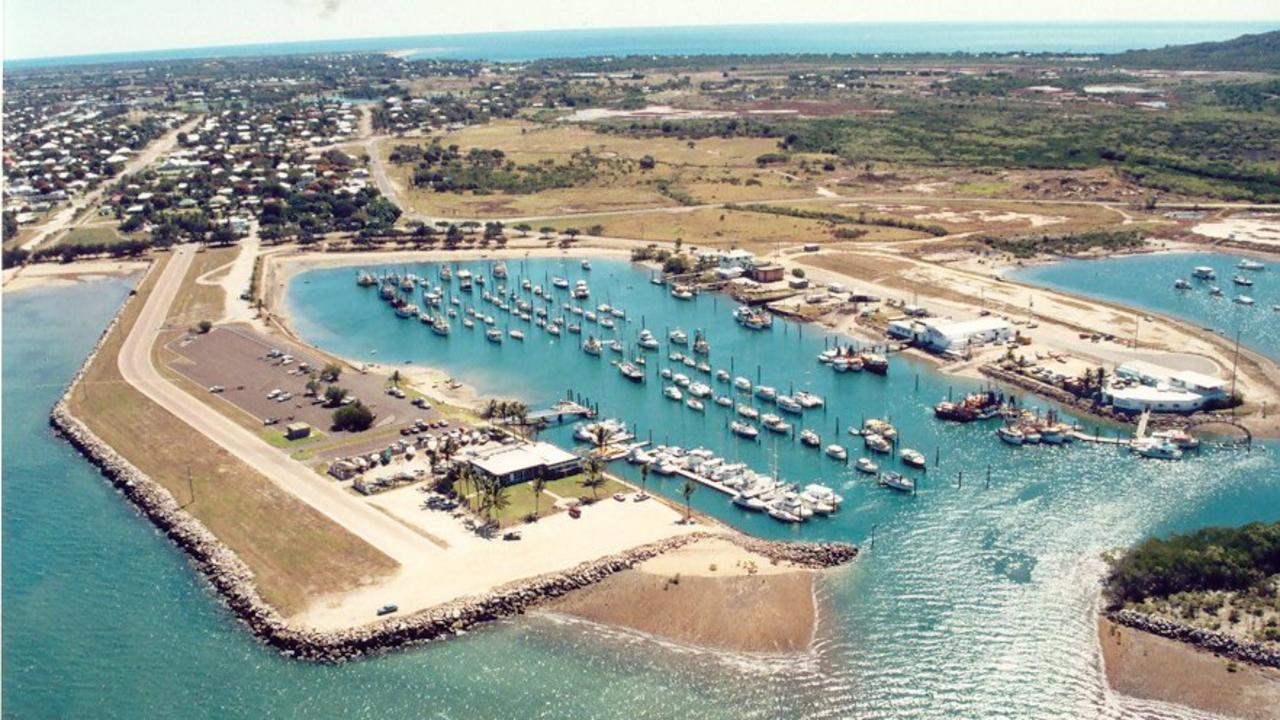 The Whitsunday Marine Centre of Excellence would be based at Bowen Marina. Picture: FILE