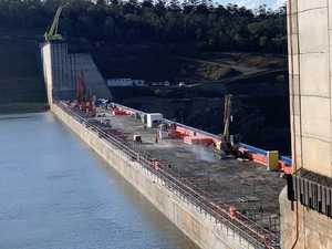 ONE YEAR ON: State of play since decision to lower spillway
