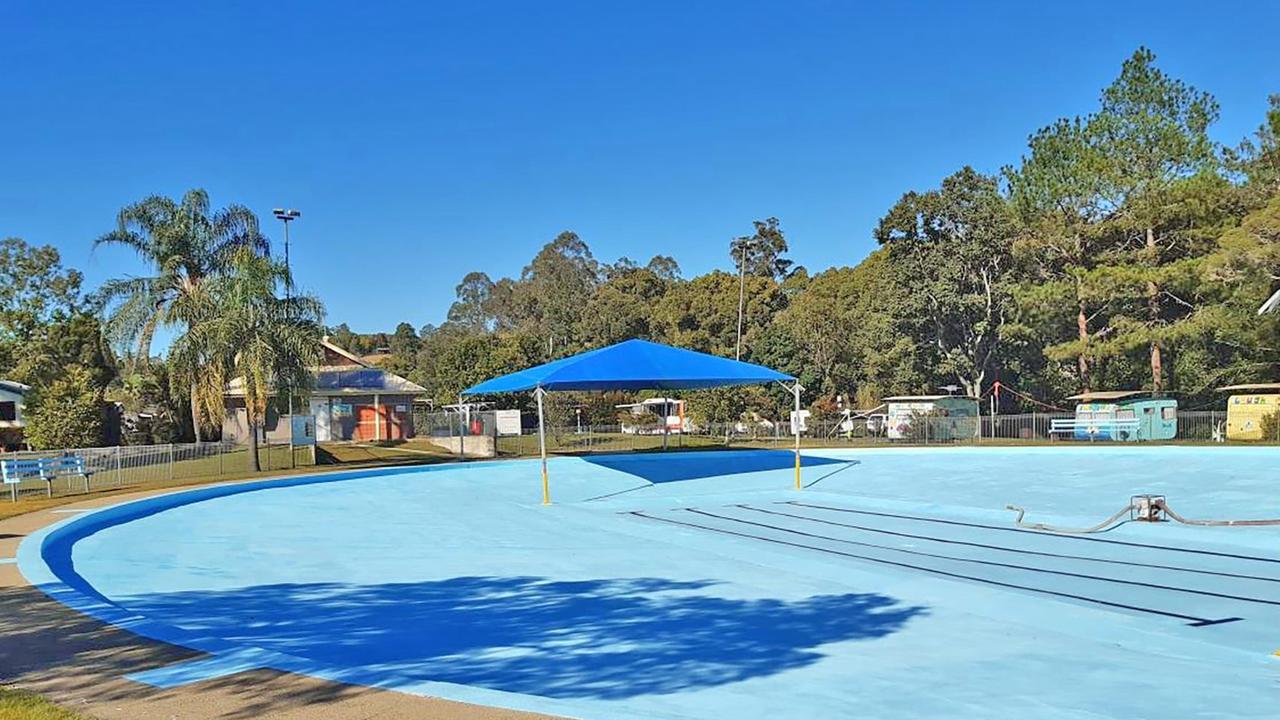 The Nimbin Pool.