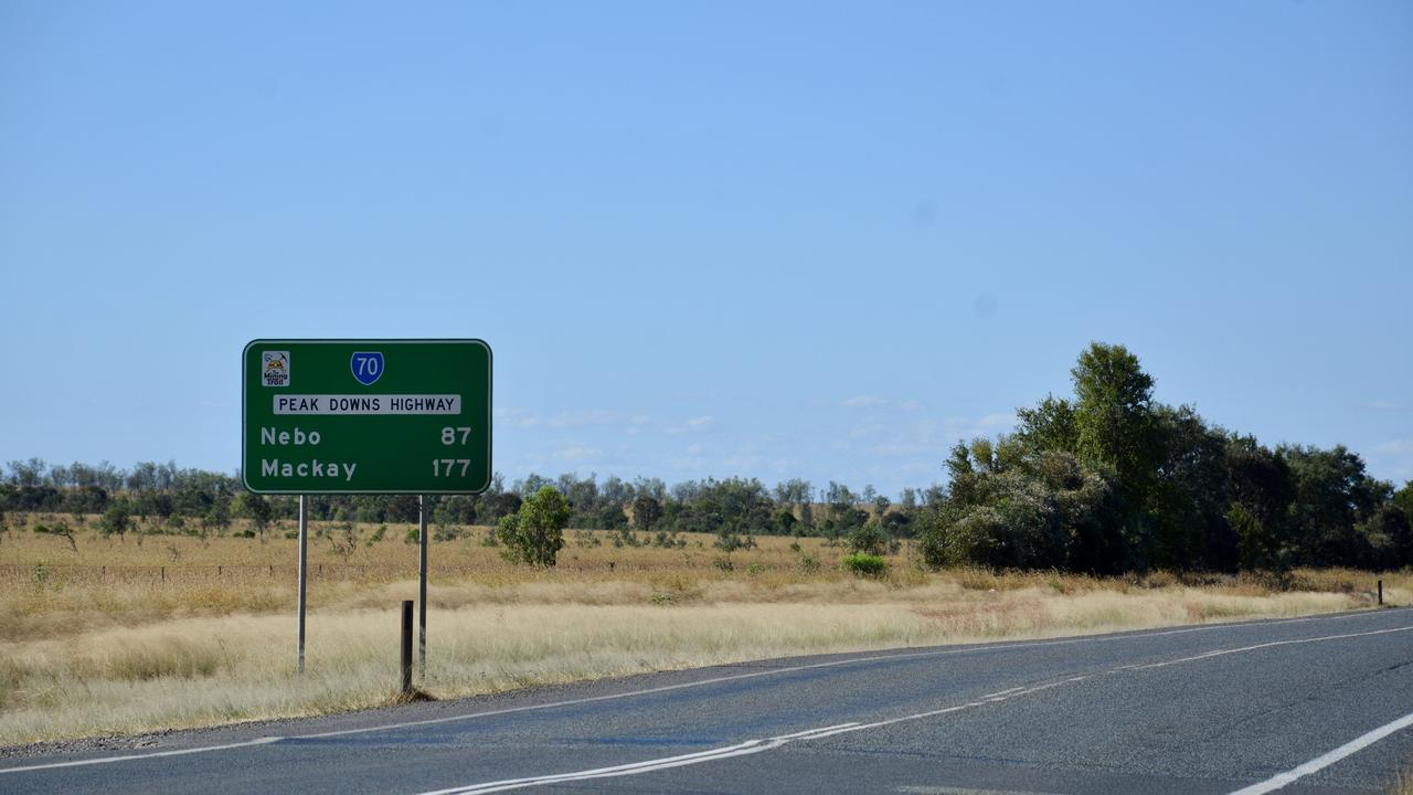 Peak Downs Highway upgrades are among RACQ's election wishlist for Mackay. Picture: Tara Miko
