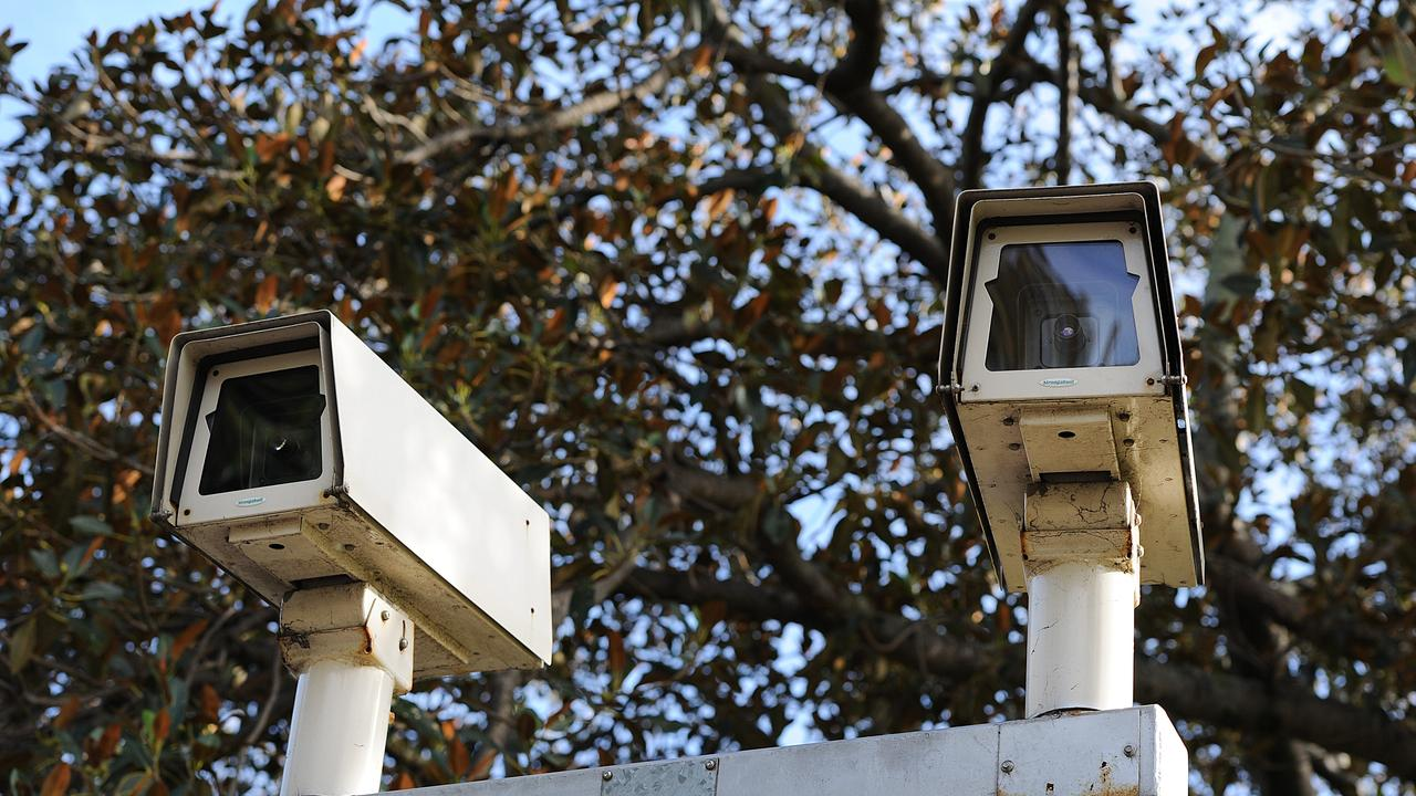 "A private mobile traffic camera operator has become the target of a gross ""cowardly"" attack from the public — with the employee said to be ""shaken""."