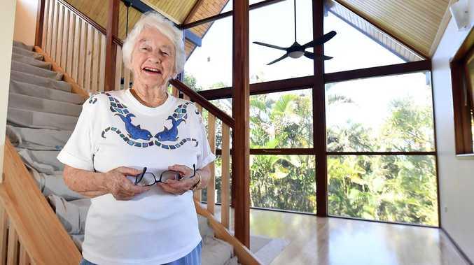 Fire survivor: Pam rebuilds after devastating blaze