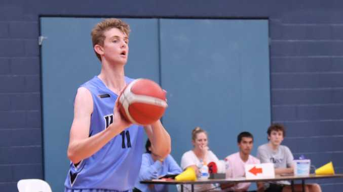 LIVE BASKETBALL: U16 Boys Ipswich Force v Gladstone Power