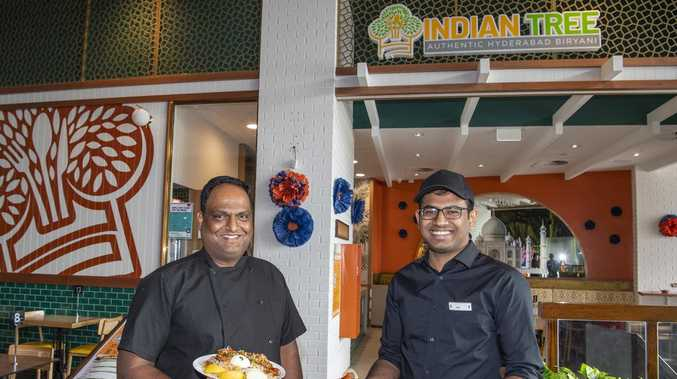 New Indian restaurant specialises in authentic biryanis