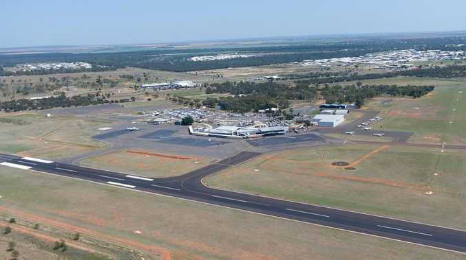 Traffic changes as $6M CQ airport upgrade progresses