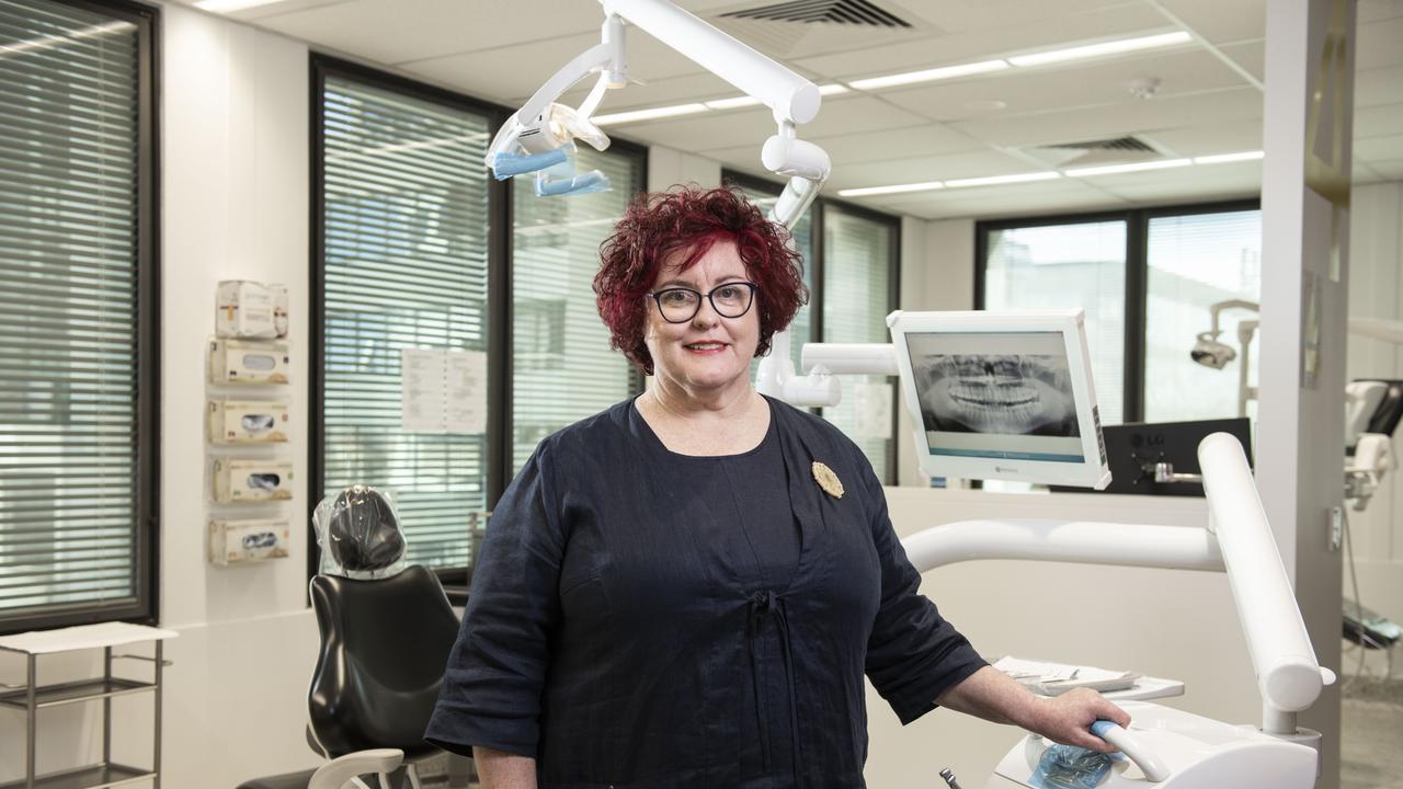 Dr Kathleen Matthews.