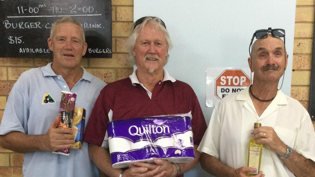 Sunday 20th Sept winners Stefan Williams Peter Ross and John Moffitt