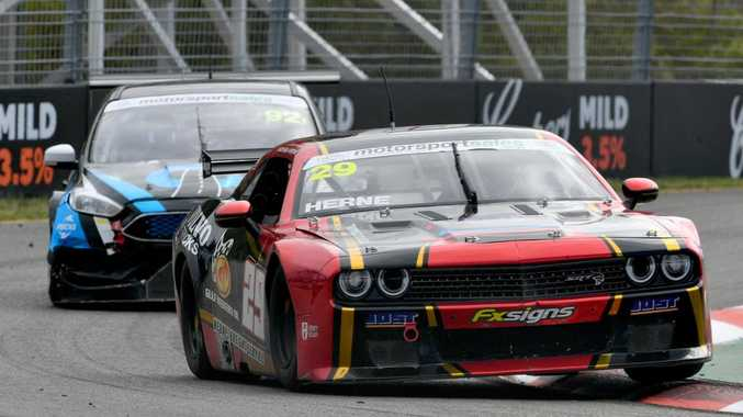 Herne loses huge opportunity as motorsport bodies bicker