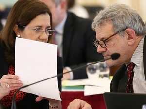 Premier ignores inconvenient truth about adviser