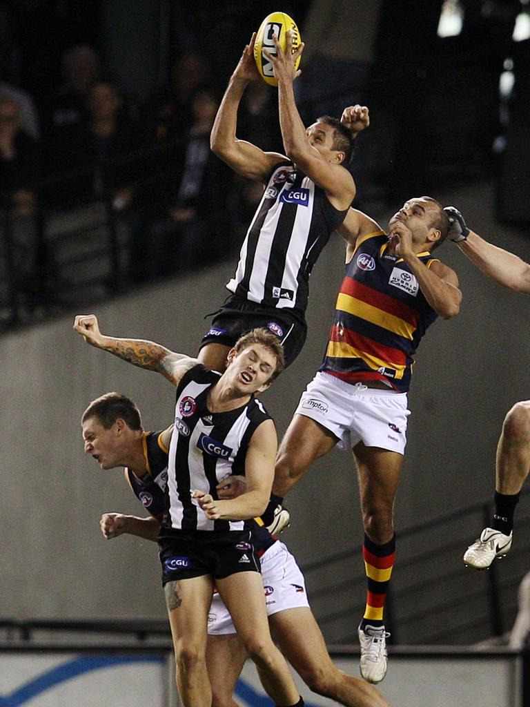 Andrew Krakouer's mark of the year.
