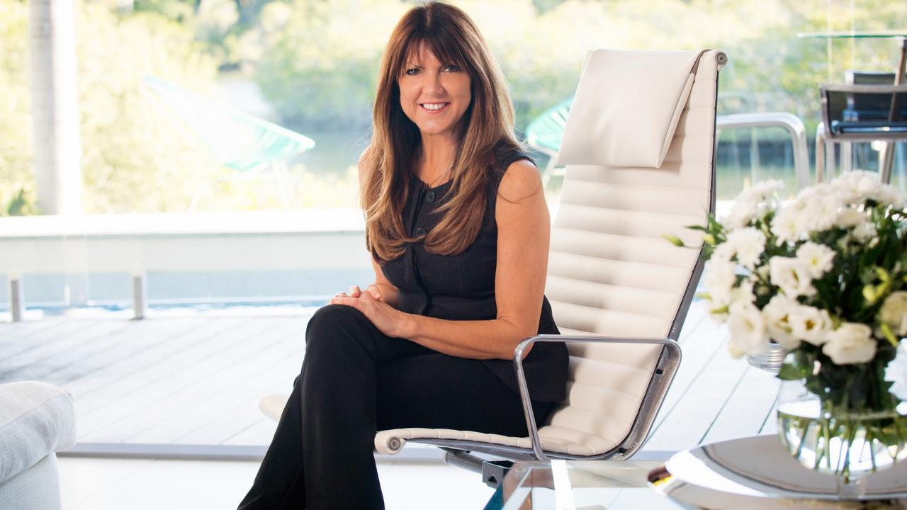 Noosa interior designed Di Henshall is making sure her power bills do not damage her business viability.