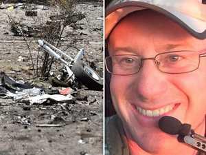 Hero US firefighting pilots' last message revealed