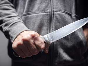 'Not f------ around': Dad jailed for robbery at knifepoint