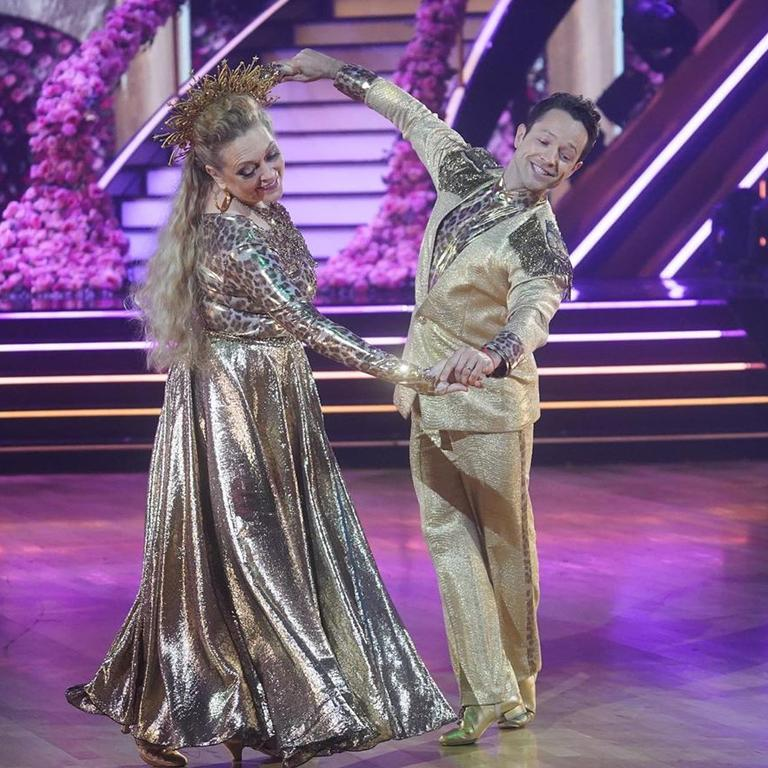Carole Baskin is on DWTS in the US.