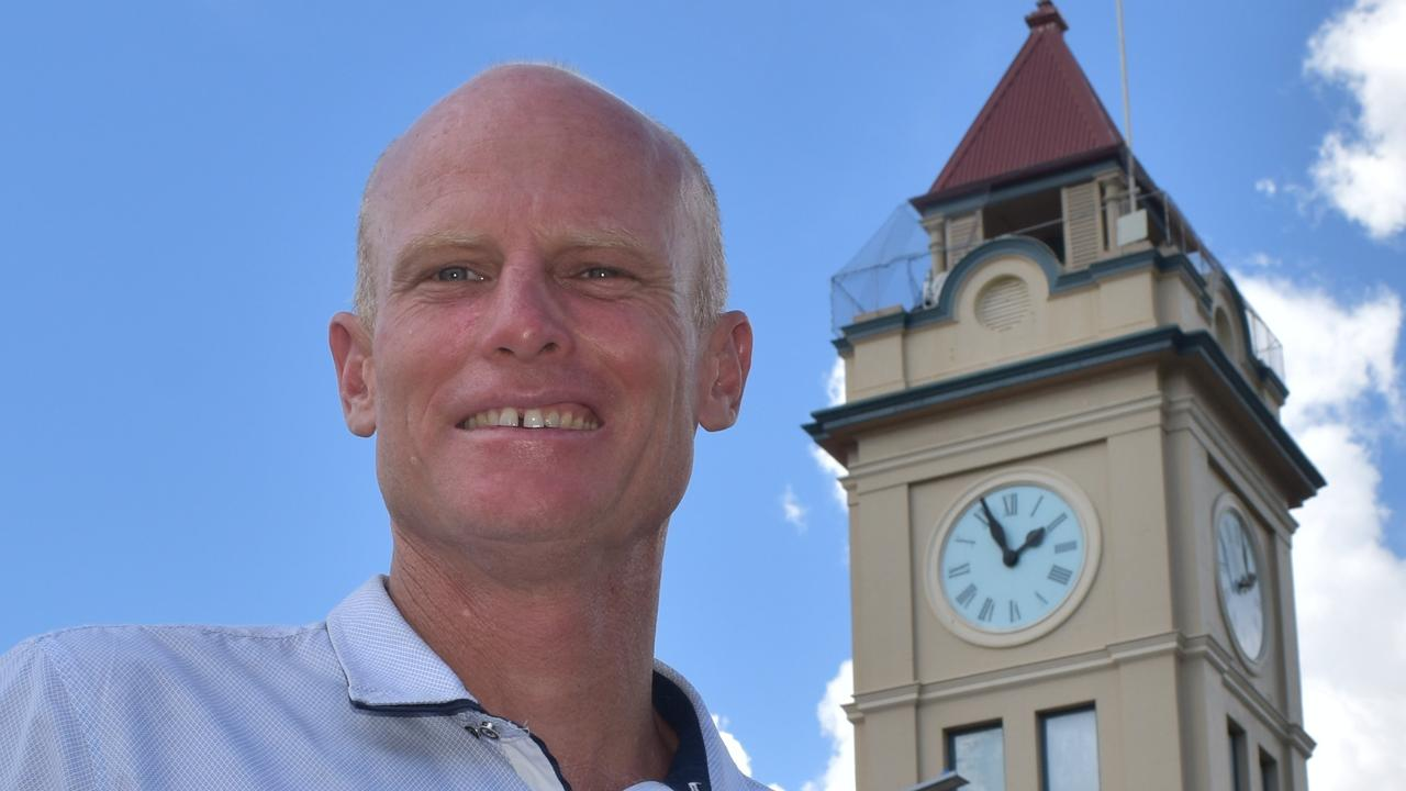 BEST PLACE TO LIVE: Gympie Mayor Glen Hartwig says Gympie is a place where you can feel the community and residents should be proud to call Gympie home.