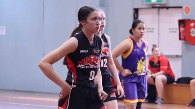 LIVE: Girls Basketball Ipswich Force v Bundaberg Bears
