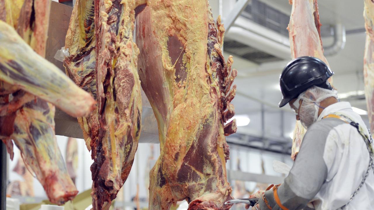 JBS Meat Works.