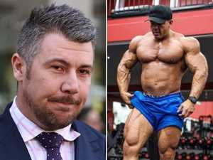 Bodybuilder busted over alleged coke supply to lawyer
