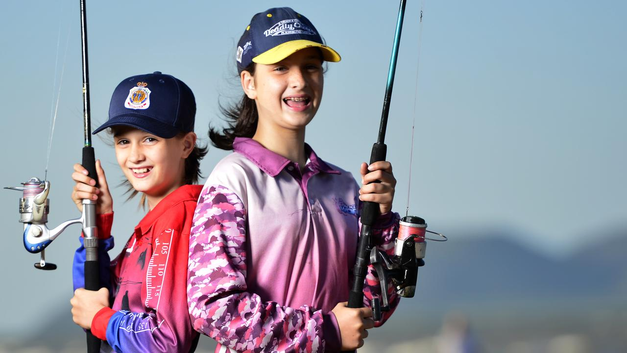 The school holidays is the perfect time to start fishing. Picture: Matt Taylor