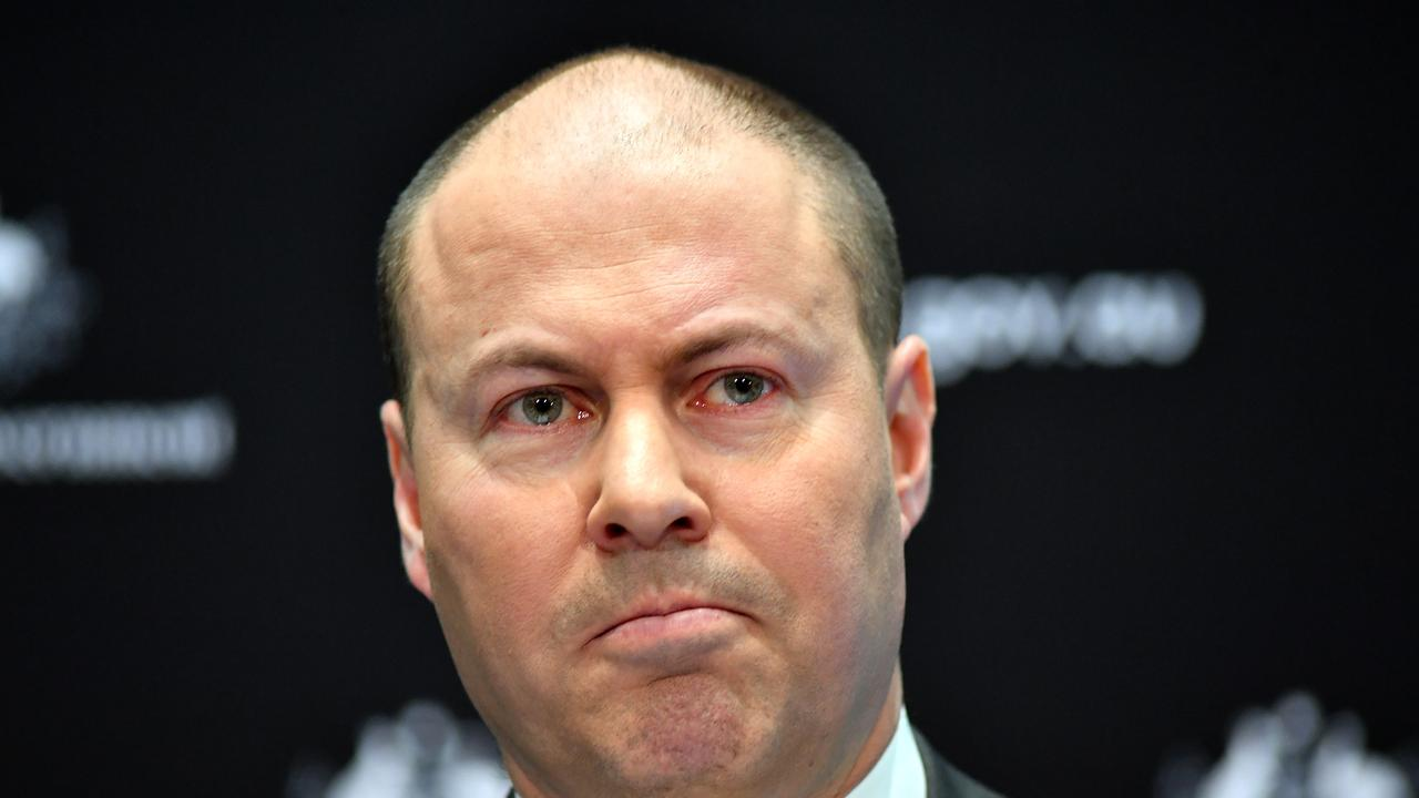 Treasurer Josh Frydenberg is overseeing JobSeeker. Picture: Sam Mooy/Getty Images