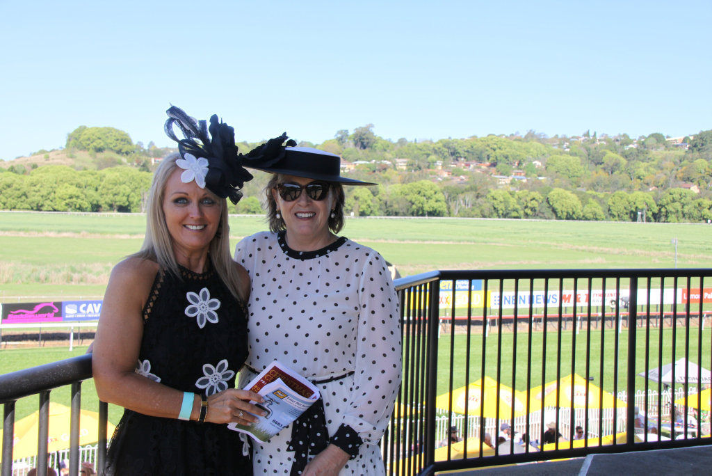 Image for sale: FASHION STAKES: Lismore Cup Day 2020. Photo:Alison Paterson
