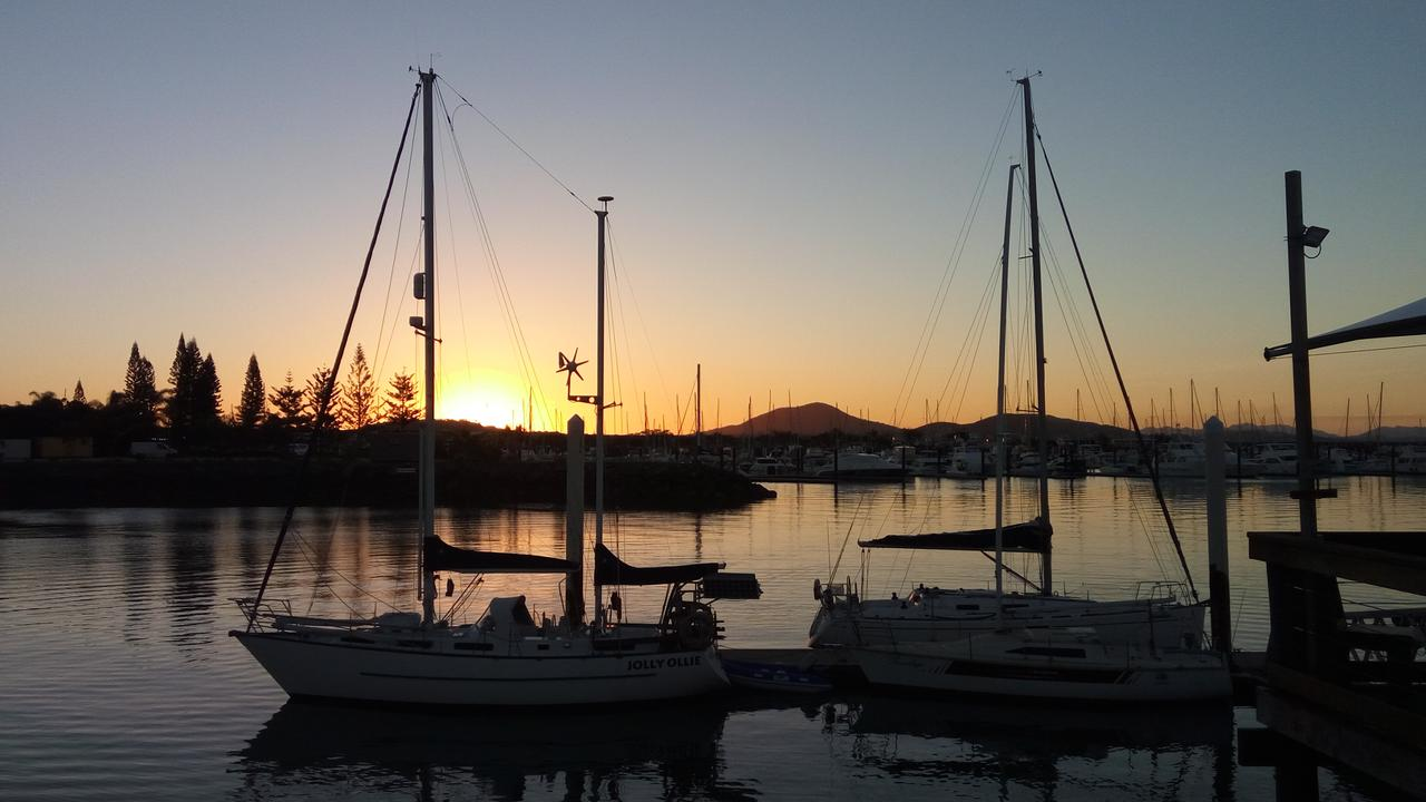 TOURISM SUPPORT: Yeppoon tour boat operators like those based in Rosslyn Bay Harbour now eligible for state government rebate. Photo: Peter Bates