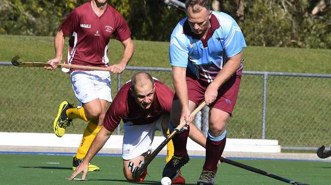 LIVE HOCKEY: Division 2 men: Nambour v Flinders